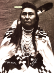 Chief Joseph nine-element robe